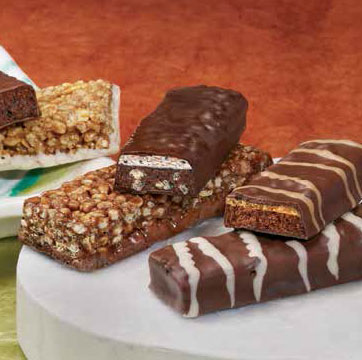 Protein Bars Variety Pack 15g of Protein