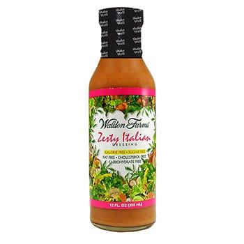 Walden Farms Zesty Italian Dressing